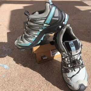Salomon Xa Pro 3d Cs Waterproof Trail Runner